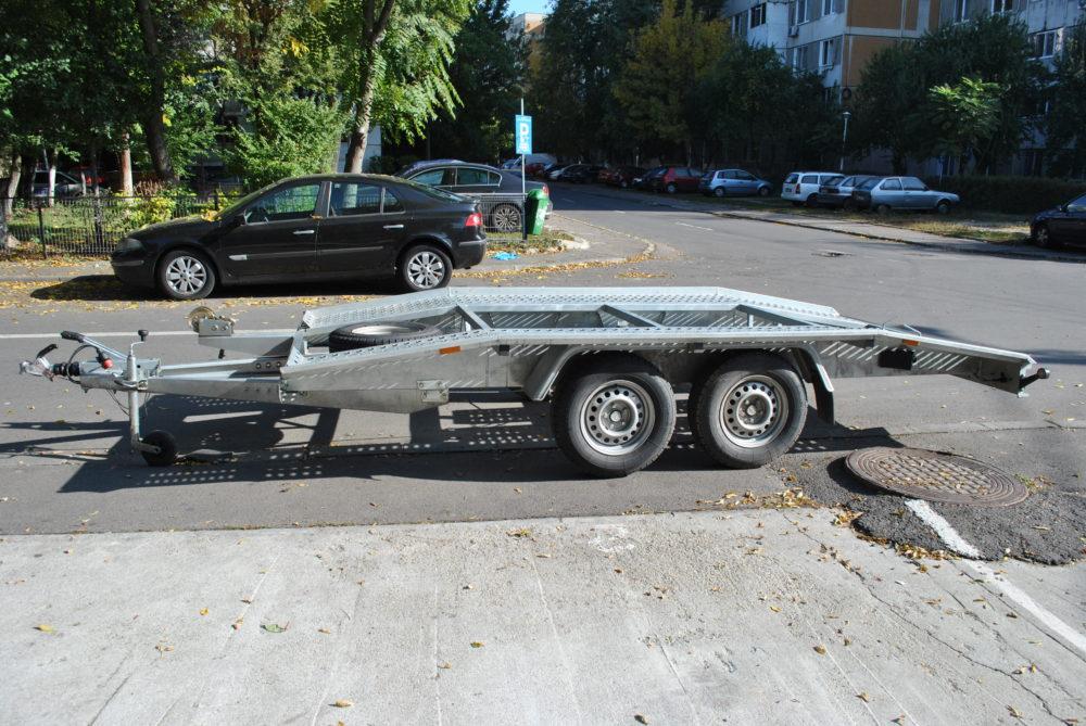 Inchiriere platforma auto 2000 kg 4m