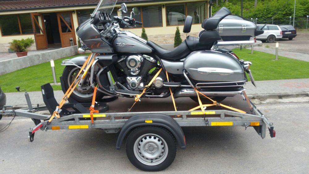 Inchirieri remorca pentru transport moto/ATV